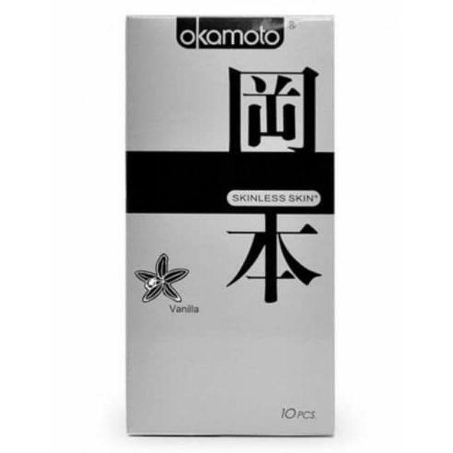 Bao cao su Okamoto hương Vani