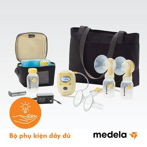 Máy hút sữa │ Medela điện đôi Freestyle