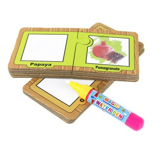 Painting Card Drawing Toys Magic Water Pen Kids Learning Toy