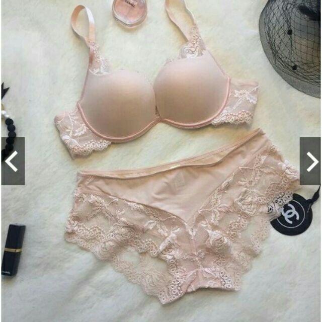 [FREESHIP ĐƠn 99k HN-HCM] Bộ đồ lót ren nâng ngực sexy