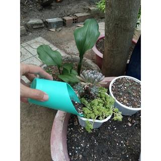Ống xúc đất trồng cây - Phụ kiện tiểu cảnh thumbnail
