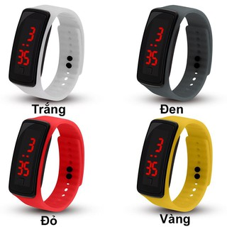 Đồng hồ Dotime thời trang nam nữ led thể thao ZO77 Siêu Xinh