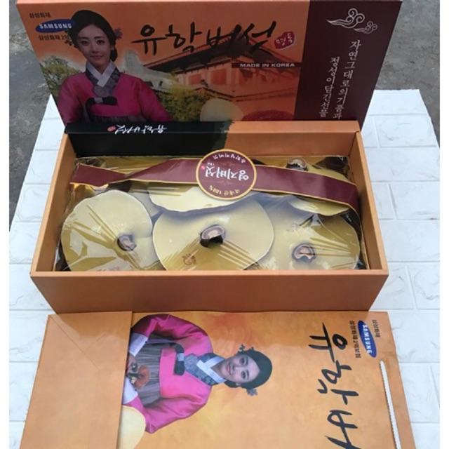[Hot New 2018] HỘP NẤM LINH CHI THƯỢNG HẠNG 8 TAI NẤM 1 KG-Hatreshop