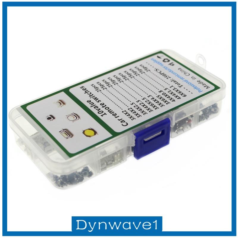 Bộ Công Tắc Nhấn Cho Máy Ảnh Momentary Tactile Dynwave1
