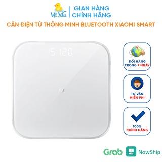 Cân Điện Tử Thông Minh Bluetooth Xiaomi Smart Scale Gen 2 Bác Sĩ Gia Đình, Trợ Lý Sức Khỏe - Hàng Chính Hãng thumbnail