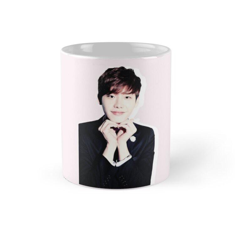 Cốc Sứ In Hình - Lee Jong Suk #2 - MSCS-IH