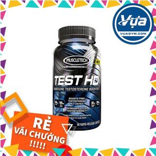 Tăng cường hóc môn MuscleTech – Test HD (90 viên) – Authentic 100%