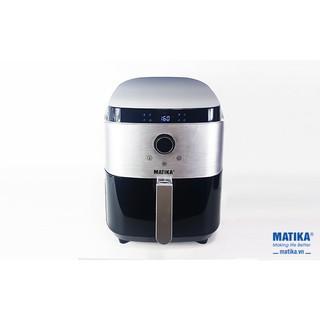 Nồi chiên không dầu điện tử Matika MTK-9165 6,5L