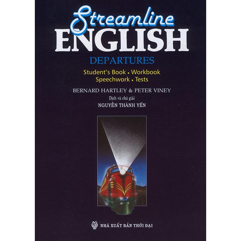 Sách - Streamline English - Departures