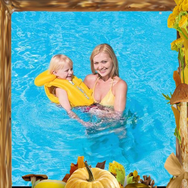 Bán giá chuẩn Áo phao bơi trẻ em GD1816 hàng hót