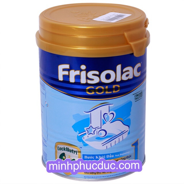 Sữa Frisolac gold 1 400g date 2020