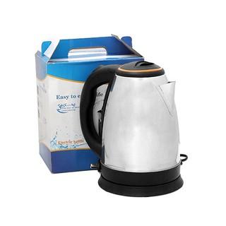 Bình đun nước siêu tốc inox, ấm đun nước, bình siêu tốc 1.8 lít