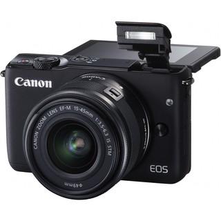 Máy Ảnh Canon EOS M10 18MP KÈM LENS KIT EF-M 15-45mm f3.5-6.3 IS STM likenew 97%