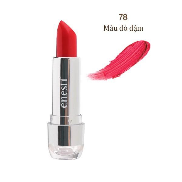 Mã 49 : Son Enesti 78- Màu đỏ đậm quyến rũ