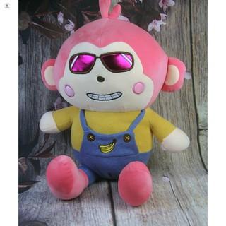 [RẺ NHẤT]Gấu bông Oenpe khỉ đeo kính cute ngộ nghĩnh cho bé