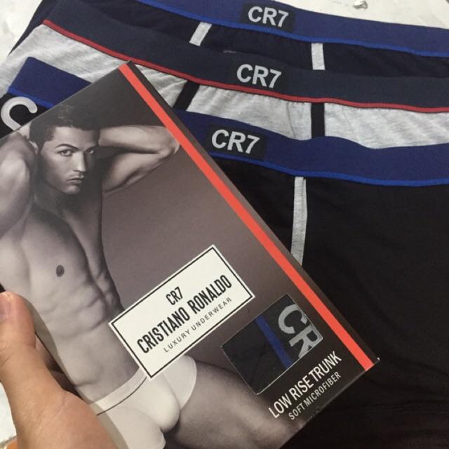 Combo 3 quần lót CR7- tam giác
