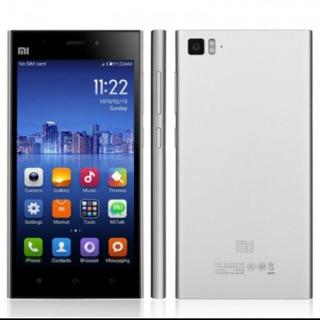 Xiaomi 3 cấu hình khủng ram 2GB bộ nhớ 16 GB full box mới 100%