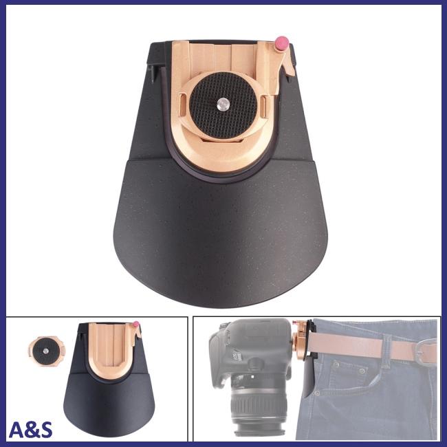 Phụ kiện đeo dây thắt lưng hôc trợ mang máy ảnh tiện lợi