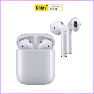 Tai Nghe Bluetooth TWS Air2 Bản Cao Cấp Nhất Full Chức Năng Đổi Tên, Định Vị, Sạc Không Dây [BẢO HÀNH 6 THÁNG]-Dmart4.0