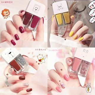 Sơn móng tay 2 trong 1 họa tiết hoạt hình dễ thương N8139-2 thumbnail
