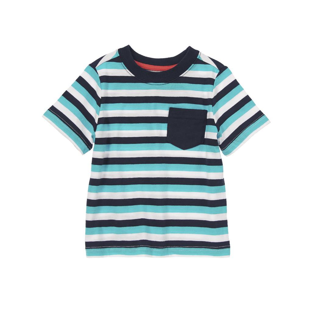 Áo phông cộc tay Stripe Super Blue Crazy8