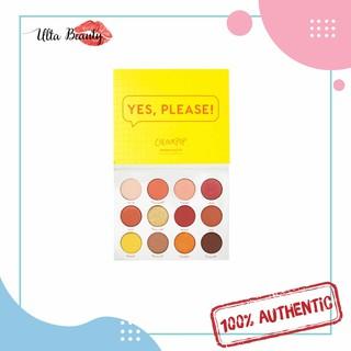 Bảng Phấn Mắt Colourpop Yes, Please Pressed Powder Shadow Palette (12 x 0,85g) thumbnail
