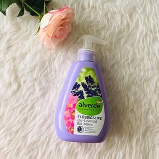 xà bông rửa tay alverde - hàng đức thumbnail
