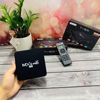 Android TV box MXQ PRO 4K Ram1G+8G đã cài sãn ứng dụng