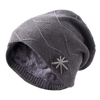 Mũ len lót lông siêu ấm