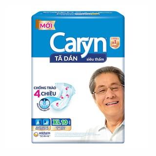 Tã dán người lớn Caryn XL10 (10 Miếng)