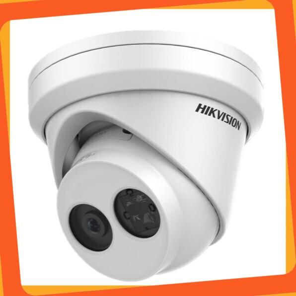 [HÀNG CHẤT GIÁ SỐC] Camera IP Dome hồng ngoại 8MP chuẩn nén H.265+ HIKVISION DS-2CD2385FWD-I (Trắng) bảo hành 24 tháng