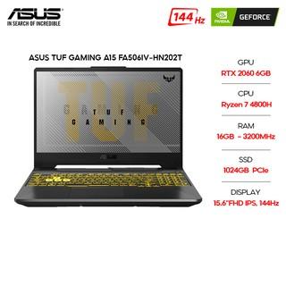 Laptop ASUS FA506IV-HN202T R7-4800H 16GB SSD1TB RTX2060 15.6