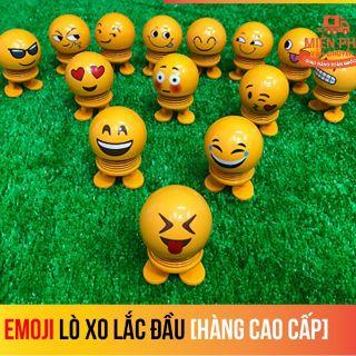 Thú Nhún Emoji Lò Xo Ô Tô