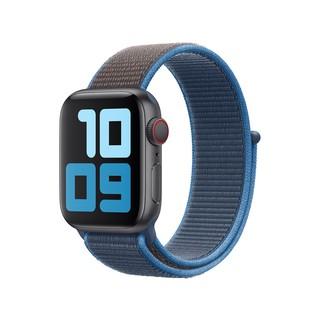 Dây đeo nylon thay thế cho đồng hồ thông minh iWatch 1 2 3 4 5 6 T500 / X6 / X7 / W27 42-44mm