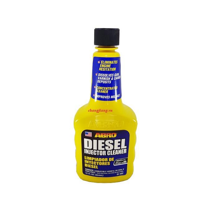 Dung Dịch Súc Béc Dầu Abro Diesel New