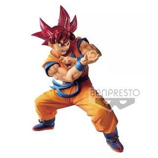 FAMHOUSE - Mô hình chính hãng Goku god blood of saiyans 6 dragon ball super thumbnail