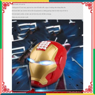 [ SALE SẬP SÀN ] Két Sắt Mini Thông Minh Hình Iron Man Loại Tốt