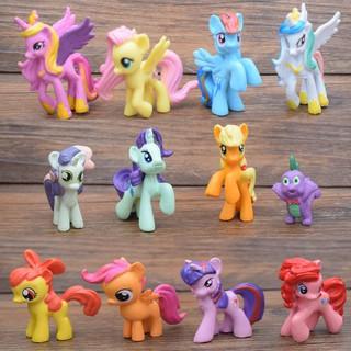 Bộ đồ chơi 12 con ngựa pony