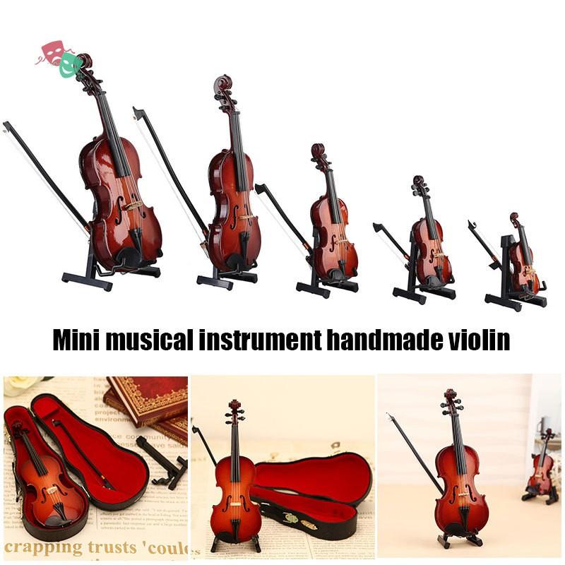 Đàn Violin Mini Làm Thủ Công Tw