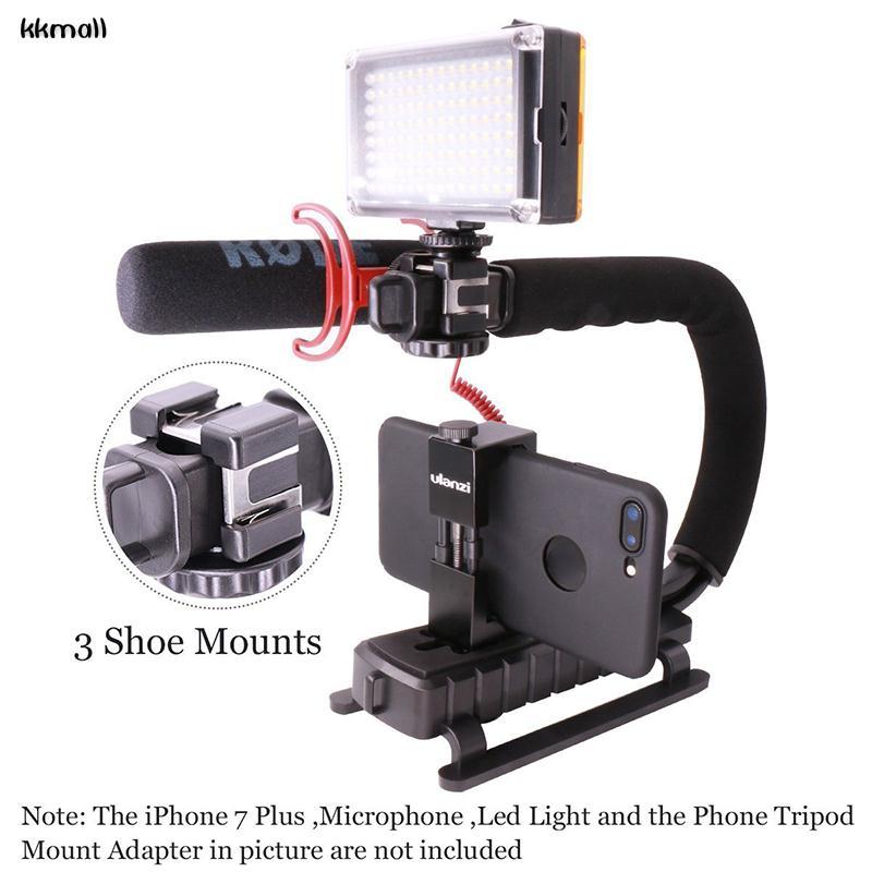Camera 1/4-20 Line Flash Bracket 1PS Advanced ABS 29 X 20 X 10.5 Cm