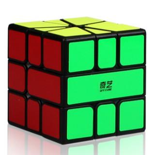 Rubik QiYi Square-1 Viền Đen. Rubic Biến Thể SQ-1Cao Cấp Xoay Trơn, Không Rít, Độ Bền Cao thumbnail