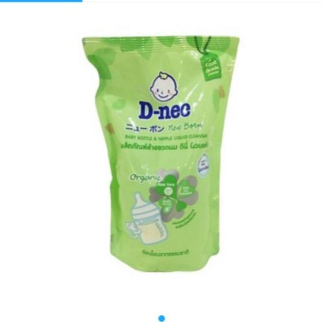 Nước rửa bình sữa dnee sản xuất tại Thái Lan