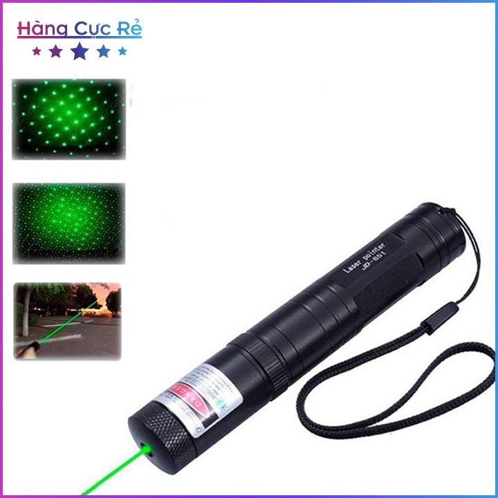 Đèn Laser xài pin sạc chiếu xa nhiều hình Freeship Bút trình chiếu slide, con trỏ laze nhỏ gọn - Shop Hàng Cực Rẻ