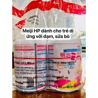 Combo sữa meiji HP nguyên seal