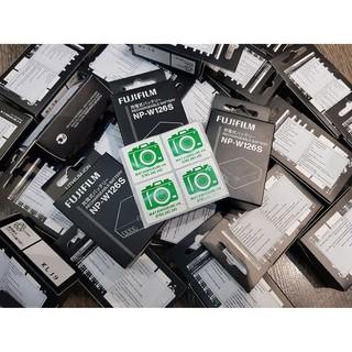 Pin Fujifilm chính hãng NP-W126S dùng cho XT10/ XT20/ XT30 – XT1/ XT2/ XT3/XT4 – XE2s/XE3 – Xpro2/Xpro3 – X100F/ X100V