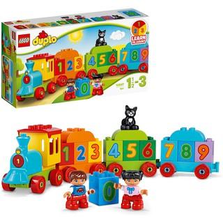 LEGO DUPLO Tàu Lửa Học Số Mới 10847 (23 Mảnh Ghép) – Đồ Chơi Xếp Hình LEGO Chính Hãng Đan Mạch