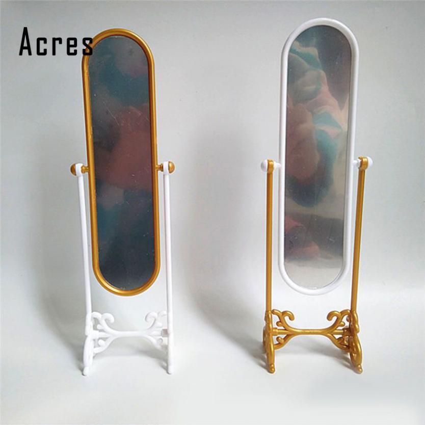 acres Xoay phù hợp Mirror Full-length cho Barbie