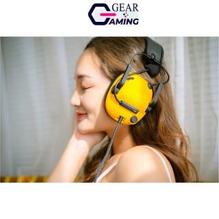 Tai nghe Gaming Phi Công E-DRA EH492 – Thiết kế độc và lạ – Siêu phẩm năm 2020 – Chất âm ngon – Bảo hành 2 năm [ Hàng c