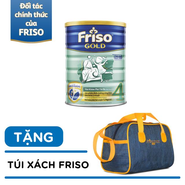(Hà Nội) Nhập TKBFRISO giảm 12% Sữa bột Frisolac 4...
