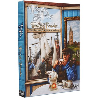 Board Game Fields Of Arle: Tea & Trade Z-Man (US)